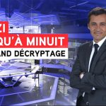 Me Granturco sur le plateau d'I-Télé pour un décryptage de la suspension de Michel Platini