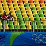Tribunes vides à Rio : gare aux partenaires internationaux !