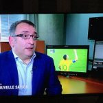 Me Granturco interviewé sur Stade 2 à propos du transfert de Neymar au PSG