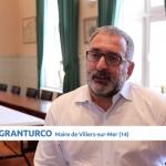 Thierry Granturco, Maire de Villers, interviewé par La Chaine Normande sur la ville qu'il dirige