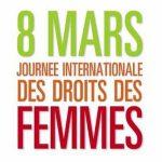 Journée internationale des droits des femmes : « parce que l'eau qui tombe goutte à goutte finit par creuser la pierre »