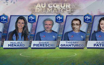 EURO 2016 – Thierry Granturco «Au coeur du match» sur LCI 22/06.