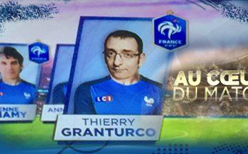 EURO 2016 – Thierry Granturco «Au coeur du match» sur LCI 17/06.
