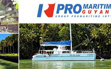 Promaritime Guyane: vers un nouvel élan pour le développement durable.