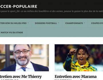 Interview de Me Granturco par Soccer Populaire ou sa vision du football d'aujourd'hui