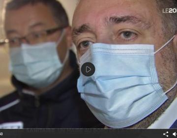 """TF1: """"Crise sanitaire : un maire en première ligne"""""""