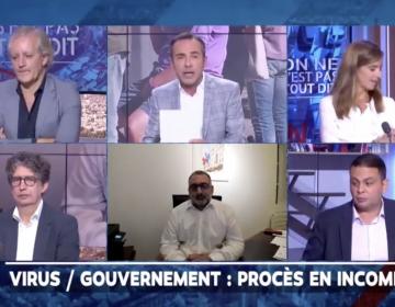 """LCI : """"Virus / Gouvernement : Procès en incompétence"""""""