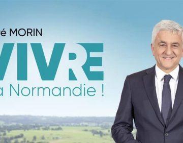 Élections régionales : je soutiens la liste « Vivre la Normandie » dirigée par Hervé MORIN