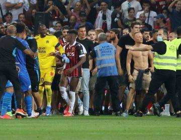 Interviewé par « 20 Minutes » sur les incidents du match Nice-Marseille
