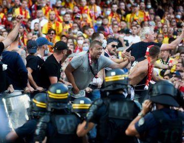 Interviewé sur les incidents lors du match Lens-Lille