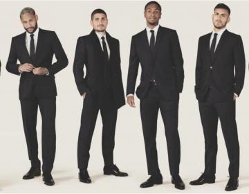 Thierry Granturco dans le Quotidien du sport « Messi, Neymar, Mbappé, Ronaldo, mannequins… malgré eux ! »