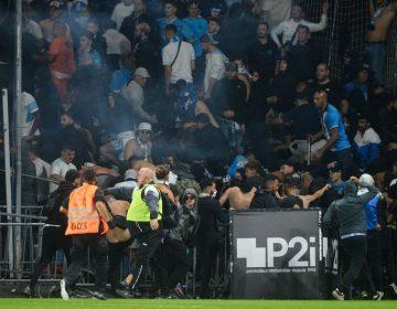 Interviewé par France Info sur les violences dans les stades de Ligue 1